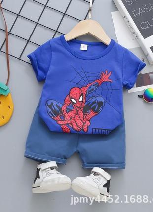 Розпродаж!! костюм шорти та футболка котон