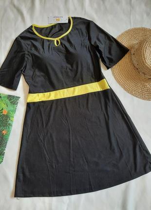 Стильне пляжне плаття, розмір l/xl