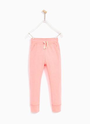 Zara спортивные штаны брюки для девочки, 2-4 года