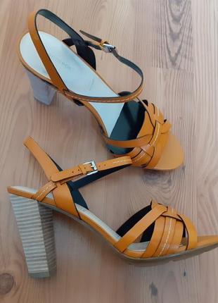Rockport босоножки, на устойчивом каблуке, обувь больших размеров из сша