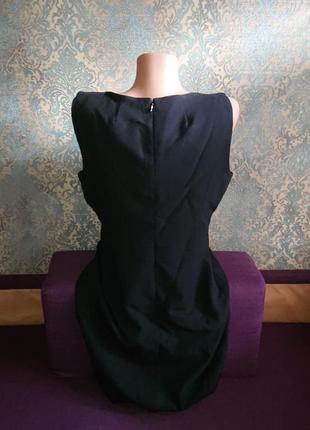 Женский сарафан офис стиль платье большой размер батал р.48/50/523 фото