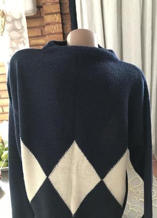 Cтильный тёплый свитерокот next 48-50-52 размер
