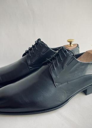 Итальянские туфли-дерби baldinini