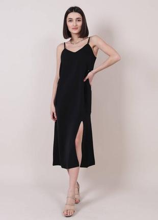Платье-комбинация, вечернее платье