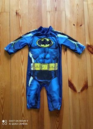 Детский солнцезащитный пляжный костюм купальный для мальчика