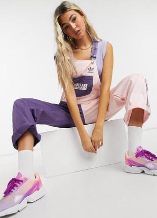 Adidas x girls are awesome комбинезон