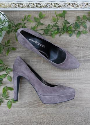 🌿40🌿европа🇪🇺 kennel&sckmenger. кожа. фирменные роскошные туфли