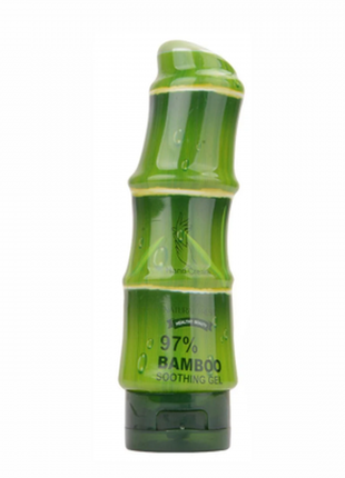 Крем для рук wokali natural fresh 97% bamboo