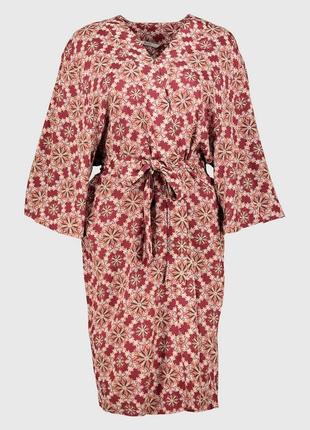 Tu woman-роскошный халат кимоно! р.-l