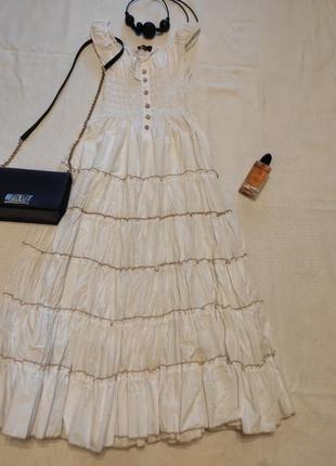 Платье  marvel из хлопка