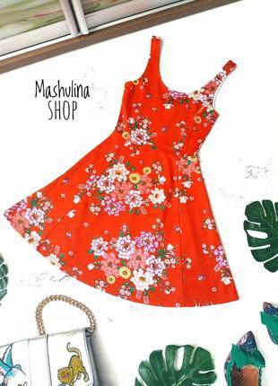 Замечательное яркое платье фирмы h&m