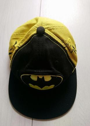 Кепка бейсболка batman