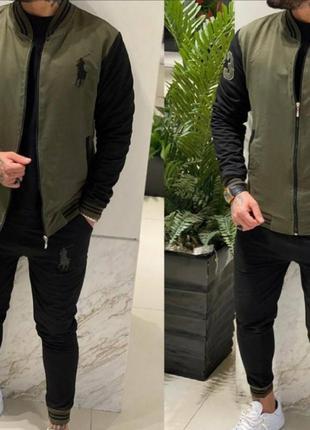 Стильный мужской костюм, люкс качество стамбул, размер м.