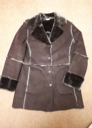 Дубленка, пальто, шуба