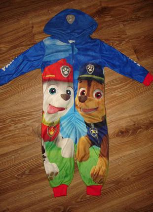 Человечек, пижама на 1,5-2 года george  состояние нового щенячий патруль