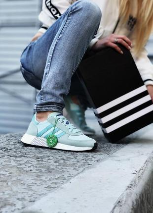 Женские/мужские кроссовки adidas marathon tech