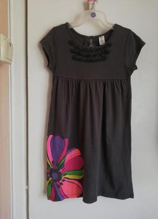 Платье carters  на 6-8-10 лет