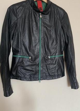 Baldinini куртка натуральная кожа