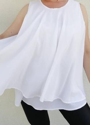 Легенька блуза шовкова artigiano