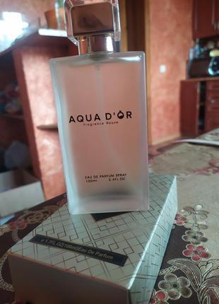 Aqua d'or парфуми з єгипту
