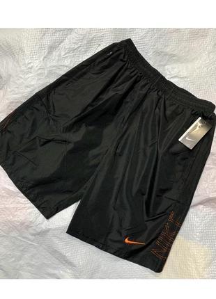 Чорні спортивні шорти найк 🤩 чёрные спортивные шорты nike