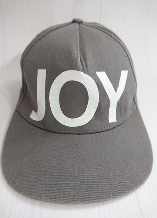 Бейсболка, кепка joy
