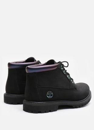 Женские демисезонные ботинки timberland nellie iridescent