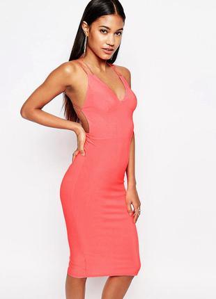 Платье, club l от asos, xl