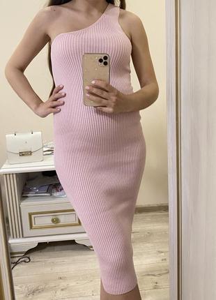Хлопковое платье zara базовое платье для беременной розовое платье для беременных mango hm