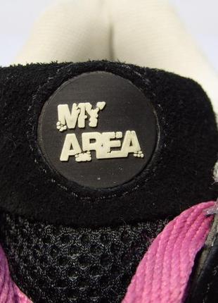 Оригинальные роликовые кроссовки my area р. 358 фото