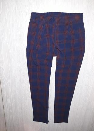 Стилёвые штаны, брюки mango 9-10 лет