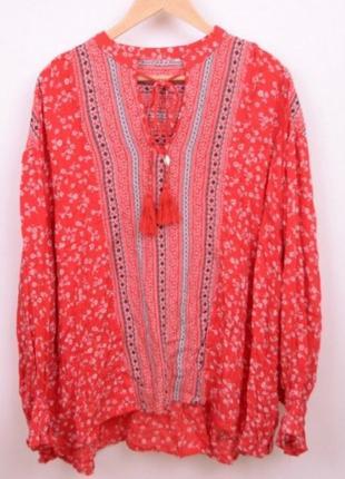 Вискозна блуза батал❤❤❤