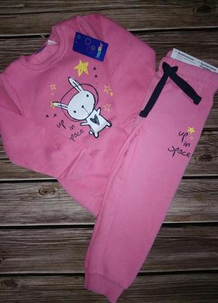 Спортивный костюм lupilu для девочки