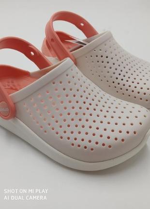 Кроксы crocs literide clog . разные цвета и размеры!