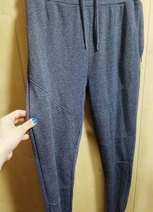 Спортивные штаны от известного бренда6 фото