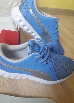 Красивенные новые кроссовки puma soft