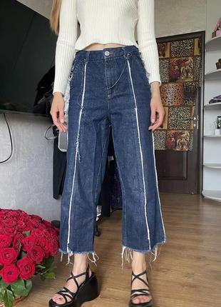 Прямые джинсы2 фото
