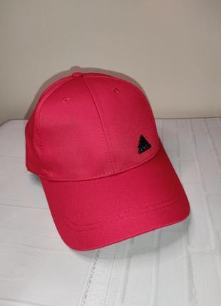Кепка бейсболка красная