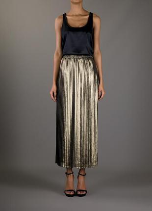 Michael kors длинная юбка плиссированная . оригинал