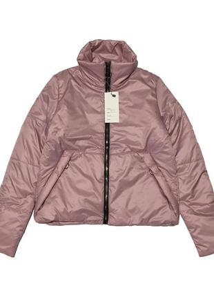 Куртка короткая микро пуховик