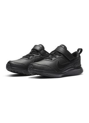 Кросівки nike  varsity leather (psv) (cn9393-001)