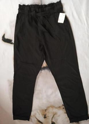 Красиві котонові штани на резинці, c&a