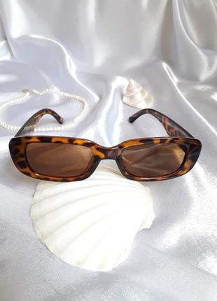 Очки новые леопардовые окуляри