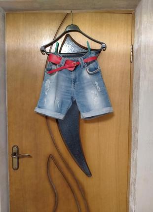 Шорты  джинсовые, джогеры