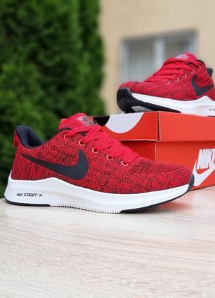 Женские кроссовки nike zoom x красные sale 36, 37 , 38 размер скидка