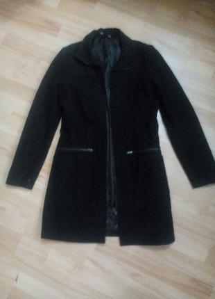 Пальто длинная куртка парка