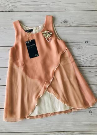 Платье на 104см