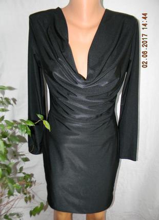 Новое черное платье in the stile