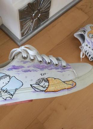 Белые кроссовки для девочки подростка фиолетовые nike adidas