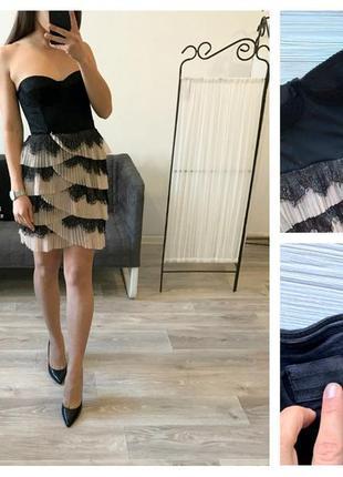 Бельевое платье бюстье